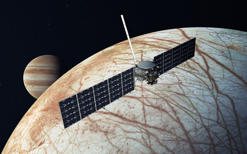 NASA's Europa Clipper mission had cleared its Critical Design Review kicking off the fabrication and assembly of key components.
