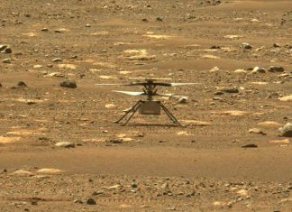 NASA's Ingenuity Mars Helicopter is slated to take to the skies of the Red Planet for the first time early Monday, 19 April.