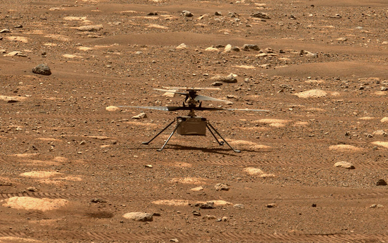 The maiden flight of NASA's Ingenuity Mars helicopter has been delayed to no earlier than April 14.