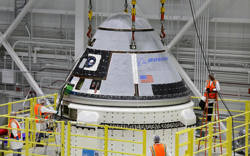 A second uncrewed Boeing Starliner test flight to the International Space Station will be launched on July 30.