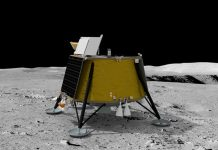 The Firefly Aerospace Blue Ghost lunar lander will hitch a ride to the Moon aboard a SpaceX Falcon 9 rocket in 2023.