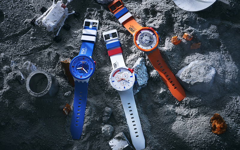 Swatch NASA 2021 Space Collection is slated to go on sale on June 3.