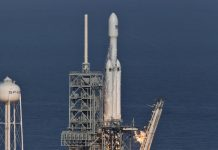 NASA has awarded SpaceX a $179-million contract to launch the agency's Europa Clipper mission aboard a Falcon Heavy | Image credit: NASA/Kim Shiflett
