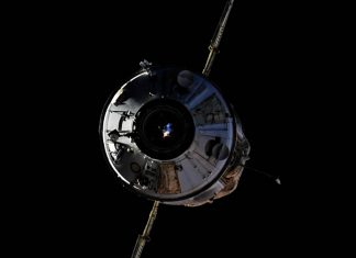 Thrusters aboard Russian new Multipurpose Laboratory Module fired unexpectedly just hours after the module docked with the International Space Station.