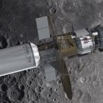 Blue Origin and SpaceX are among five companies select to mature lunar lander contract for NASA's Artemis missions to the Moon.